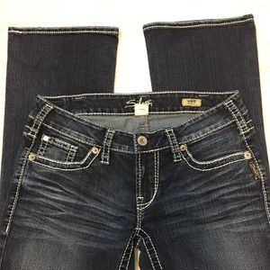 Silver Jeans Aiko